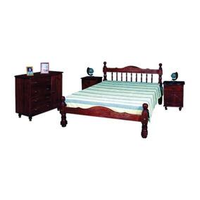 Muebles Para El Hogar Barulich Juego Dormitorio 4x4 Algarrob