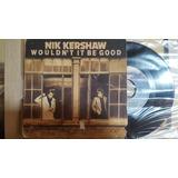 Ep Nik Kershaw. 1984. 45 Rpm. Importado.