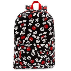 Mickey Mouse Mochila Adultos Disney Store Nueva Importada