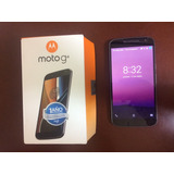 Motorola Moto G4 De 16 Gb Económico Con Factura!