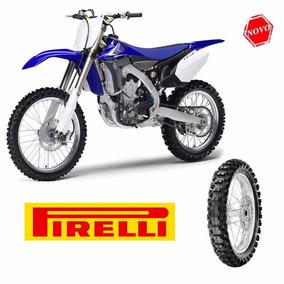 Pneu Traseiro Pirelli 110/100 - 18 64m Scorpion Mx Extra Fun