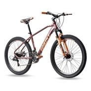 Bicicleta Ghost Claw S/del R26 21 Vel Café Cobre