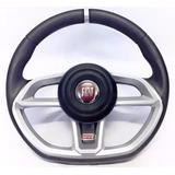 Volante Modelo Gti Para Fiat + Regalo