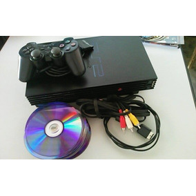Playstation 2 Fat (destravado)