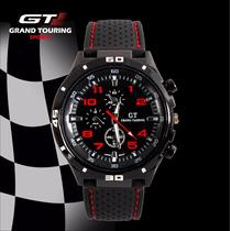 Relógio De Pulso Masculino Homem Esportivo Gt Gran Touring