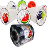 Rollos Film Para Selladoras De Vasos Full Color Y Frutas