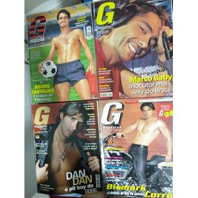 Revista G Magazine Combo 12 Edições