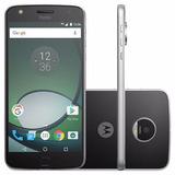 Motorola Xt1635 Moto Z Play Dual 32gb Nf-e Preto I Vitrine