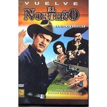 Pelicula Dvd Vuelve El Norteño Antonio Aguilar