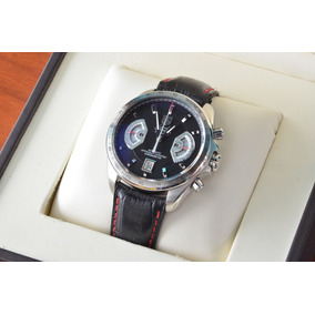 Reloj Tag Heuer Grand Carrera Cav511a Calibre 17 Automatic