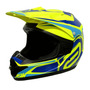 Capacete Asw Factory 17 Amarelo Fluor 55/56 Rs1
