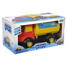 Caminhão Pipa - Maptoy