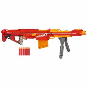 Nerf Francotirador Sniper Pistola Mega Modulus N Strike