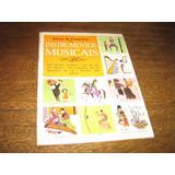 Album De Figurinhas Instrumentos Musicais Ebal 1965 Completo