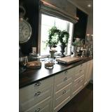 Muebles De Cocina Frentes Laqueados Estilo Inglés