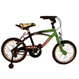 Bicicleta Infantil Kelinbike R14 C/rueditas Envio Gratis