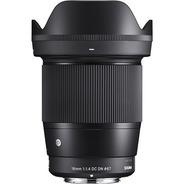 Lente Sigma 16mm F/1.4 Dc Dn Sony E-mount Aps-c C/ Recibo