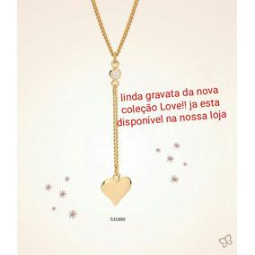 Lançamento Rommanel Gravata Da Coleção Love