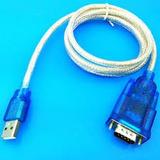 Cable Convertidor Rs232 Usb Impresora Serial Db9