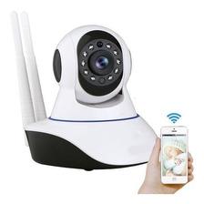 Camara Ip Wifi Hd Motorizada Vision Nocturna 360°/onlineclub