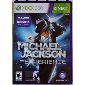Michel Jackson The Experience Kinect Xbox 360