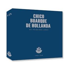 Discos De Vinil - Chico Buarque De Holanda