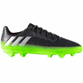 Zapatos De Futbol Soccer Messi 16.3 Fg Niño adidas Aq3518