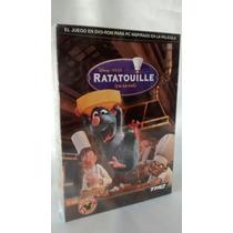 Juego En Dvd De Ratatouille Original