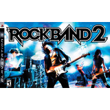 Rock Band 2 Ps3 Juego Original