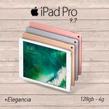 Apple Ipad Pro 9.7 128gb Wifi + 4g Colores Tienda San Borja.