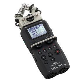 Zoom H5 - Minigrabador Digital Portátil De 4 Pistas