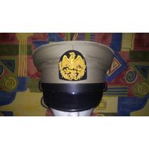 Gorra Ejército Federal Revolución Mexicana Réplica Talla 60