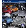 The Crew Ps4 Ubisoft
