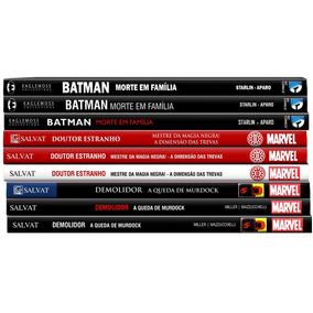 Adesivos Para Lombada Eaglemoss Dc Comics E Salvat Marvel
