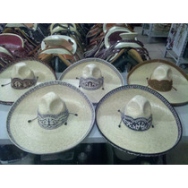 Sombrero Charro Galoneado