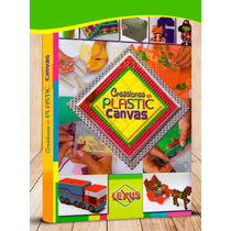Creaciones En Plastic Canvas 1 Vol + 1 Dvd