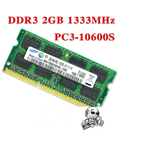 Memoria Ddr3 2gb Laptop