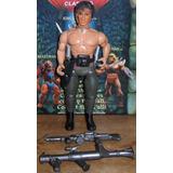 Muñeco Jocsa Force Freedom Rambo Lanza Cohetes