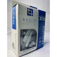 Taquete Plástico 1/4 Raziio (100 Piezas Por Caja)