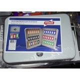 Organizador De Llaves Para 36 Llaveros Color Gris
