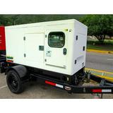 Planta Eléctrica Diesel Insonorizada
