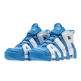 Nike Air More Uptempo university Blue Bota Mayma Sneakers