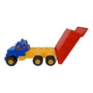 Camión Volcador De Juguete Duravit Plástico Nuevo Gtia A12