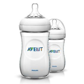 Avent - Pack 2 Biberones Para Bebés Natural De 9oz / 260ml