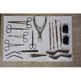 Cassette E Instrumental Cirugía Dental Hu Friedy