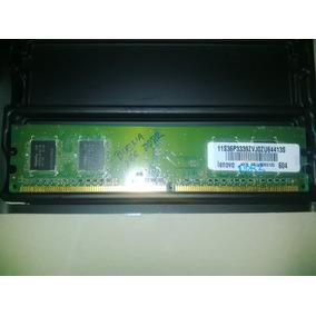 Remate Memoria Ram Hynix Ddr2 256mb 1rx16 Pc2-4200u-444-12