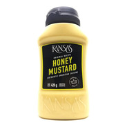Salsa Kansas Honey Mustard X 420 Gr Exclusiva - Exquisita!