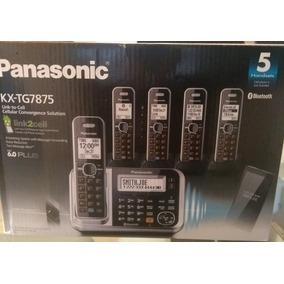 Teléfono Inalambrico Panasonic Kx-tg7875
