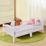 Niños Bebé Niño Cama Madera Muebles Del Dormitorio Con