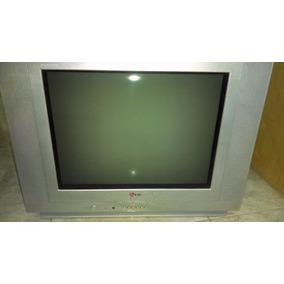 Televisor Lg Pantalla Plana De 21 Pulgadas Para Repuesto